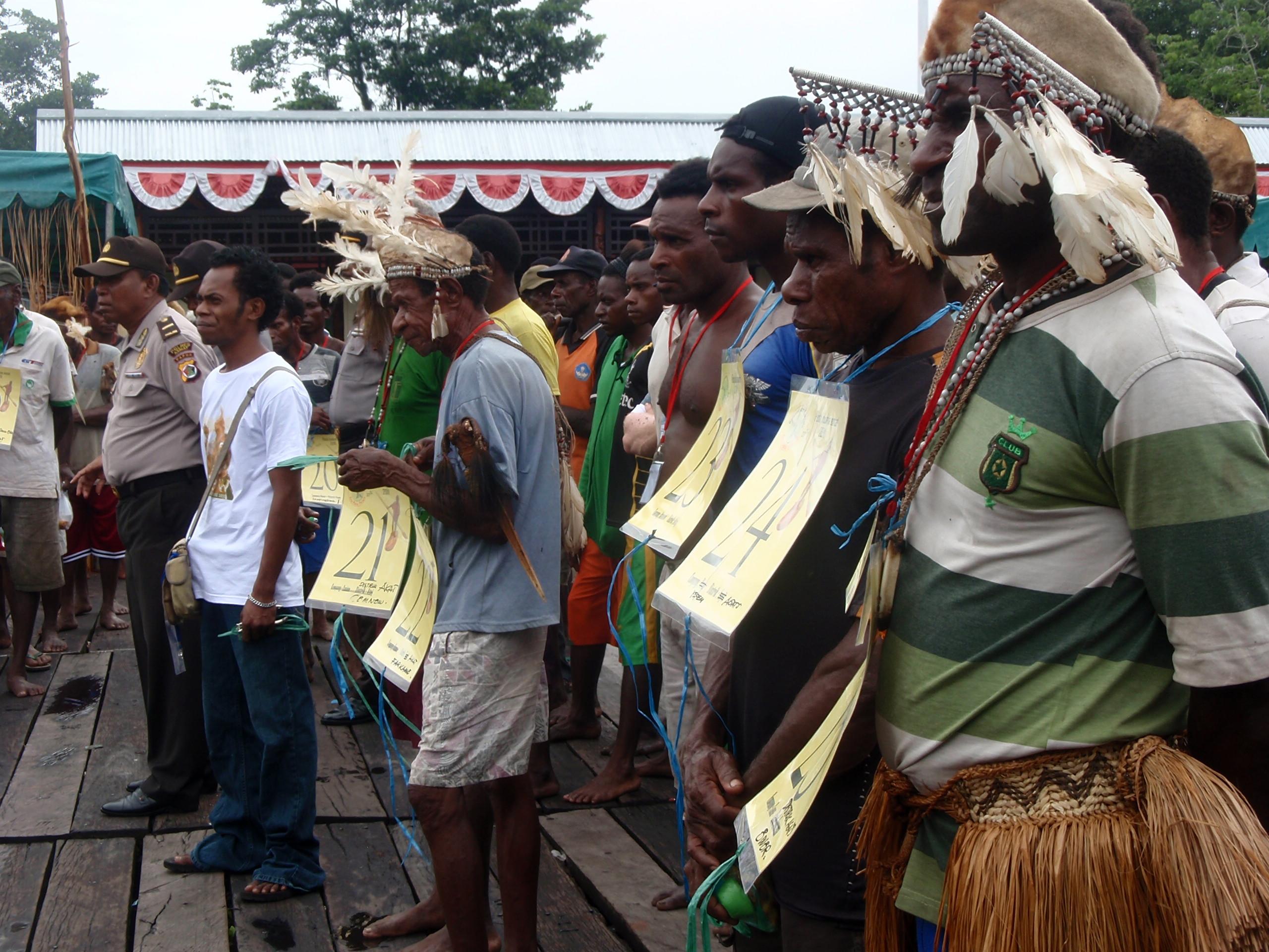 Sunat Terlalu Islami Untuk Gereja Papua Sesawi