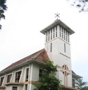 Kapel Besar Seminari Mertoyudan