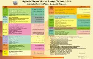 Program 2013 Panti Semedi Sangkal Putung 2