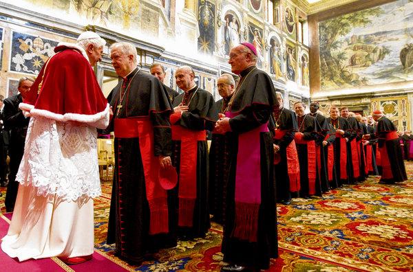 paus dan kardinal 3