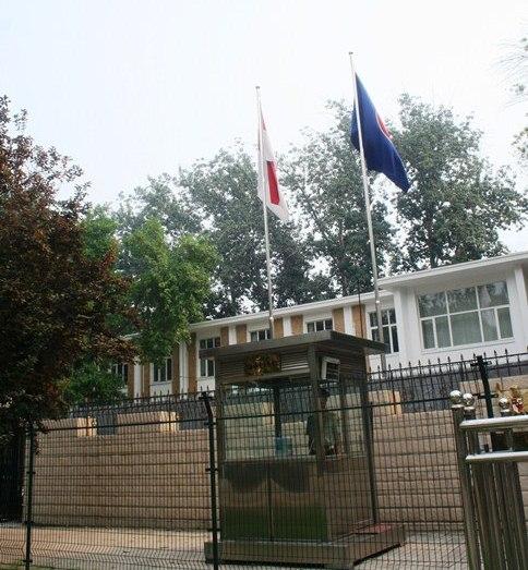 10 Hari di China: Main ke Kedubes RI Beijing (16