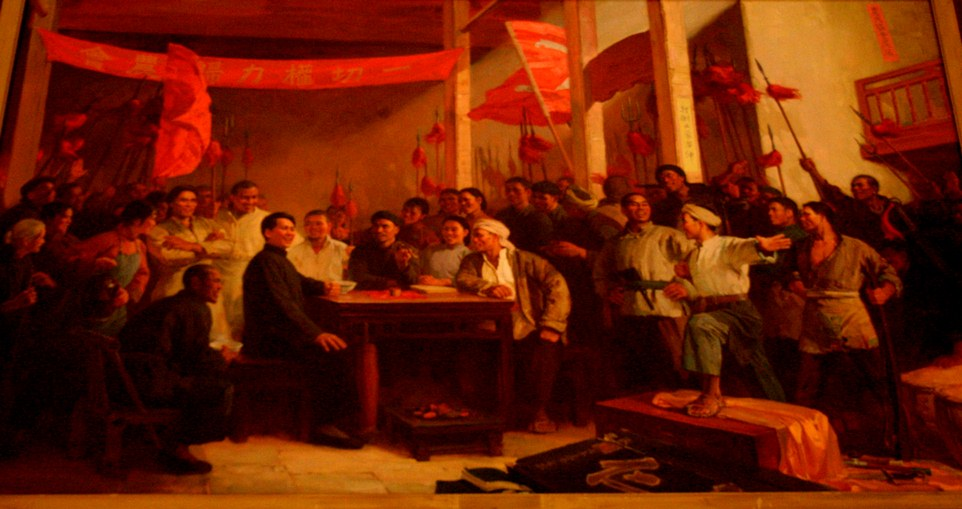 Mao berdiskusi dengan rakyat email ok