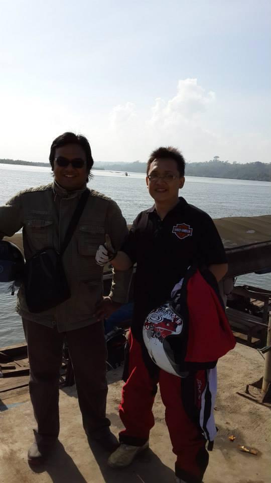romo mahendra dan felix