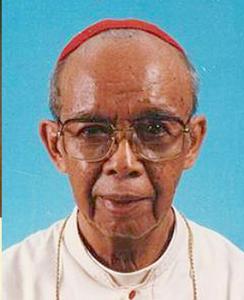 Kardinal Yustinus Darmojuwono Pr