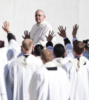 Paus dan para frater by Herald Malaysia