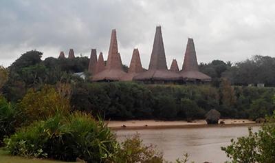 Kampung Adat Ratenggaro/ Foto: Abdi Susanto