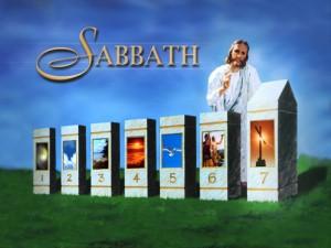 Sabath Day by Sabath Sermons