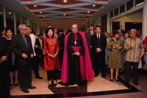 acara ramah tamah kedutaan vatikan 30 juni 14