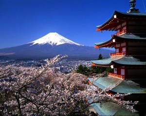 Gunung Fujiyama Jepang by Datanami