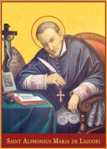 Saint Alphonsus Maria de Liguori Post