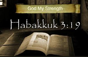 Tuhan kekuatanku by Docstock