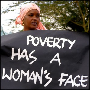 kemiskinan dalam wajah perempuanby IWD