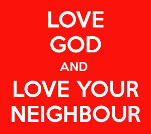 mencintai tuhan dan sesama by ordinariate