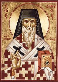 Santo dionisius