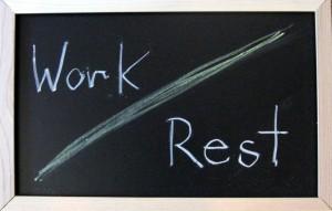 kerja dan istirahat
