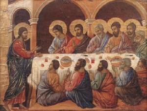 yesus dan muridnya