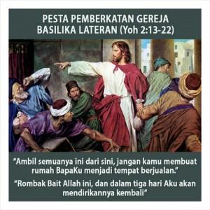 Sesawi Yoh 2, 13-22