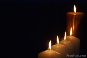 lilin adven by free photo