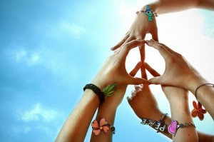 peace and love by mabulle