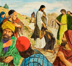 The Amazing Love of Jesus