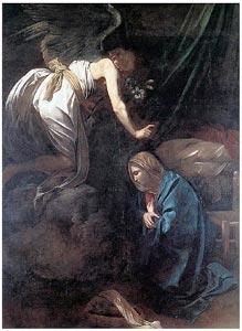 malaikat memberi kabar kepada maria by patheos
