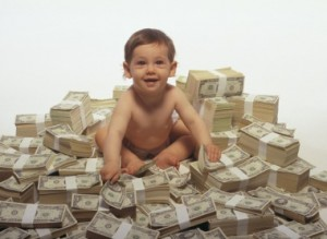 uang dan bayi by fcwisdom