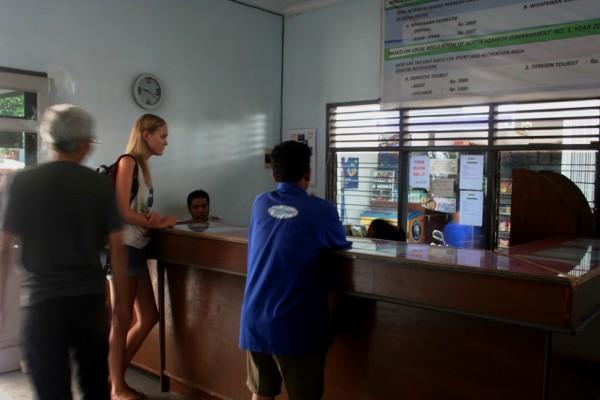 Lokel tiket Pelabuhan Bangsal Lombok