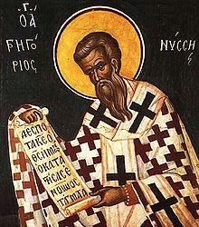 Santo gregorius dari niza