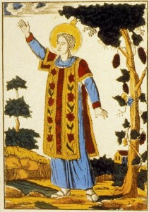santo vincentius