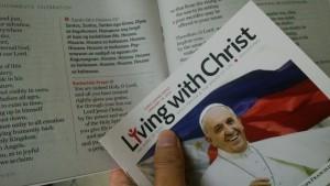 teks misa penutupan Paus Fransiskus di Manila