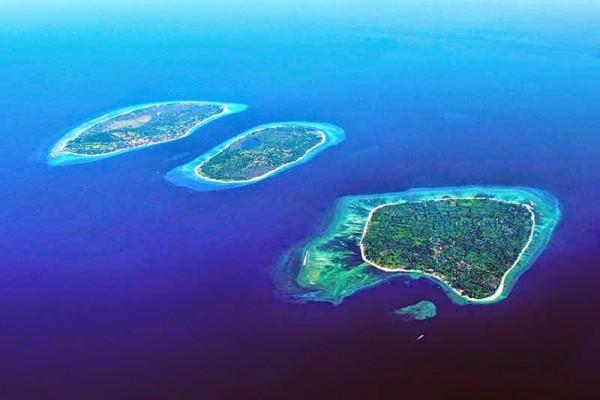 tiga gili di lombok by wisata lombok