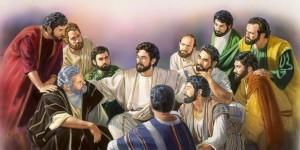 yesus dan murid