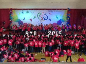 Bogor Youth Day 2015 / Foto : Romo Martin Selitubun Pr