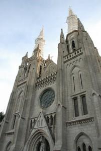 katedral jakarta by lismei
