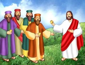 yesus dan orang farisi 2