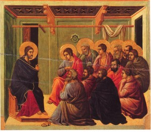 yesus dan para murid