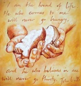 yesus roti kehidupan