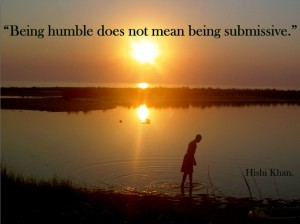 rendah hati by ist