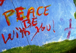 peace be with you by pax christi
