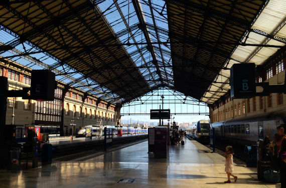 Marseille-France-Train-Station