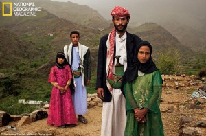 nikah muda by national geographic society daily mail
