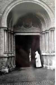 Romo Martin Suhartono di biara khartusian Parkminster