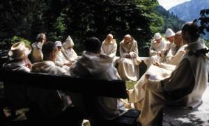biara khartusian diskusi by ist