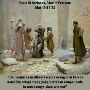 Bertahan Dalam Iman
