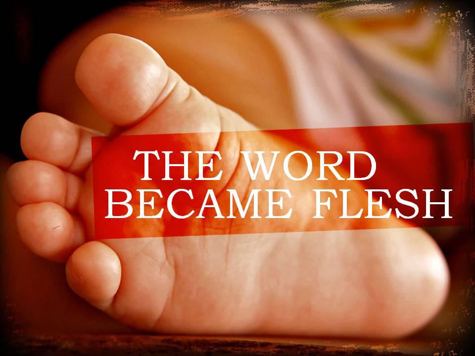 Yesus Kristus Adalah Putra Allah Yang Menjadi Manusia dan Tinggal di ...