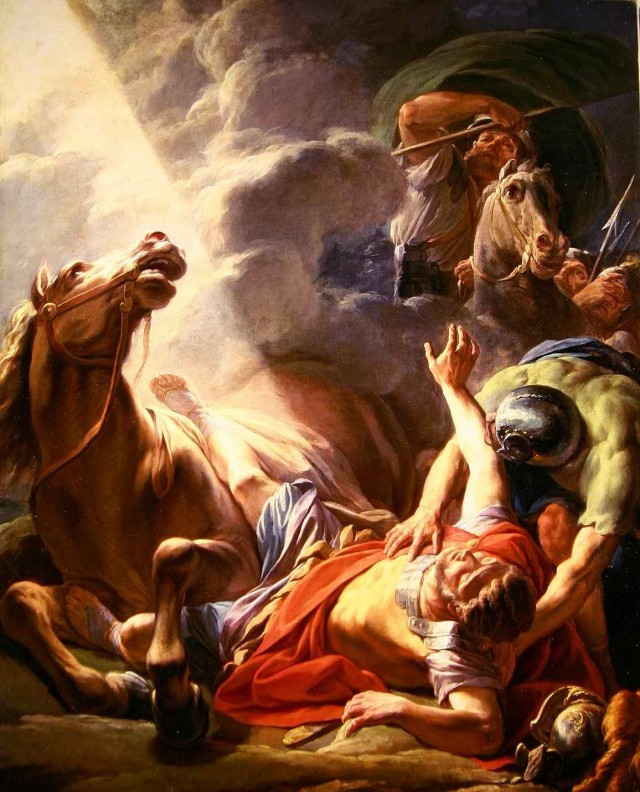... Patria Jaya: Senin, 25 Januari 2016 Pesta Bertobatnya Santo Paulus