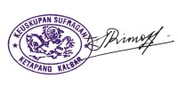mgr pius riana prabdi signature