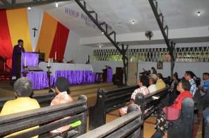 Hari Orang Sakit Sedunia ke-24 dan Pengobatan oleh Balai Kesehatan St. Monika Manokwari
