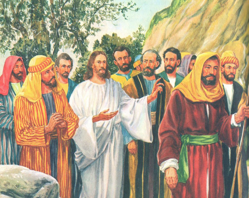 "the quest to walk and talk with jesus essay What is the truth about jesus circles as the ""quest for the historical jesus"" the quest for the historical jesus was born out of enlightenment (walk on."