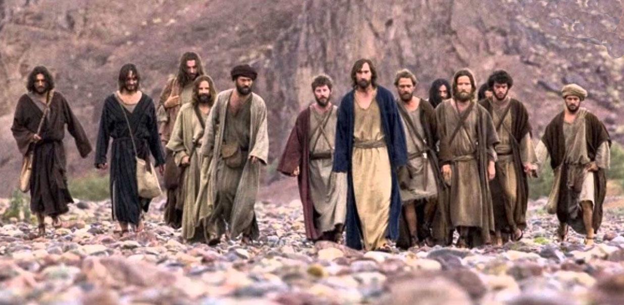 ученики христа